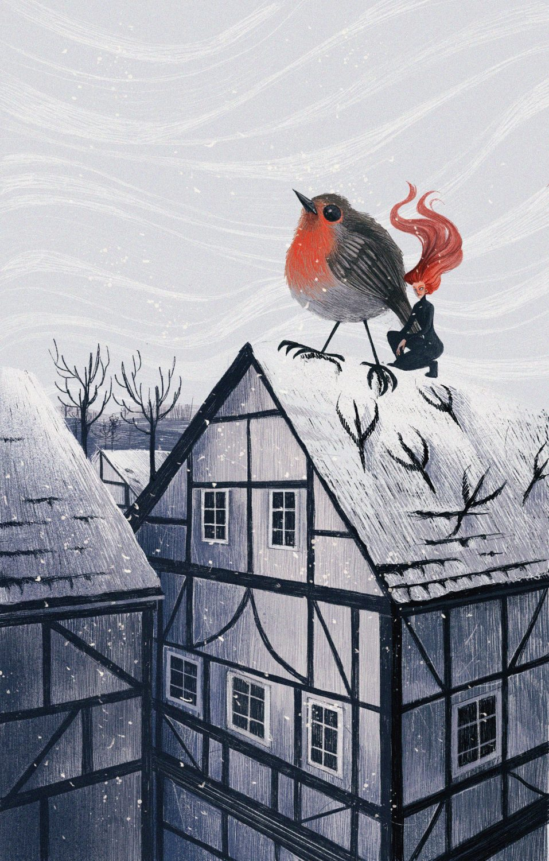 winter-days-illustration