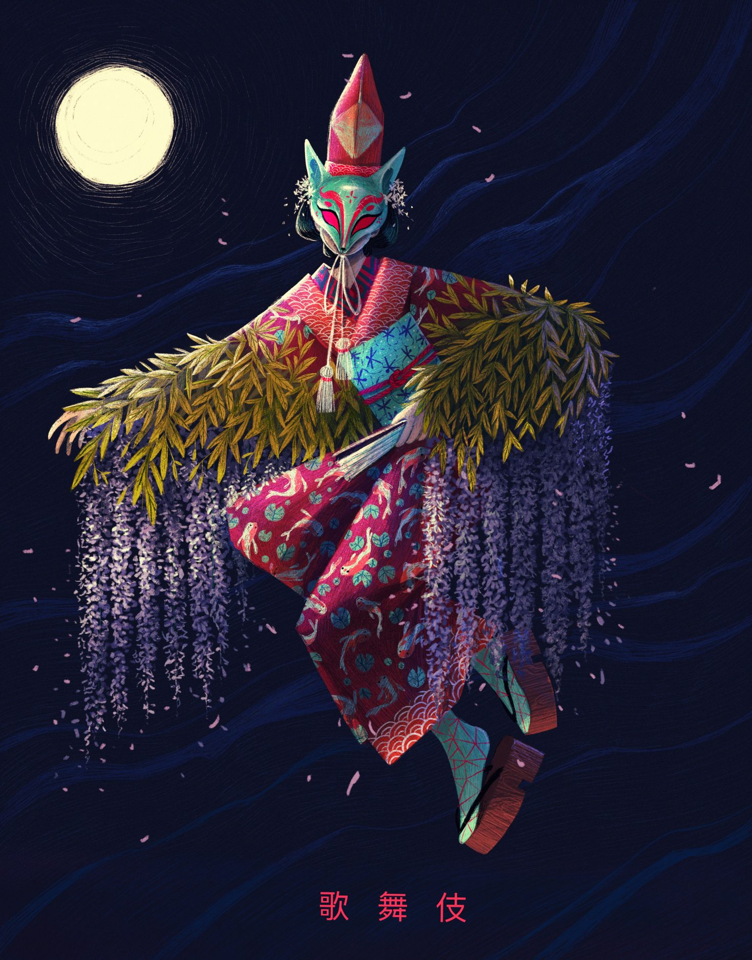 kabuki-character-design-challenge