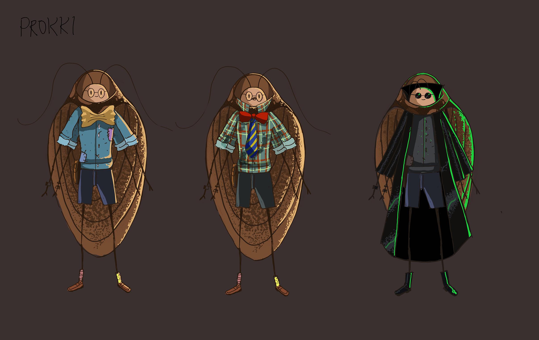 prokki-character-design