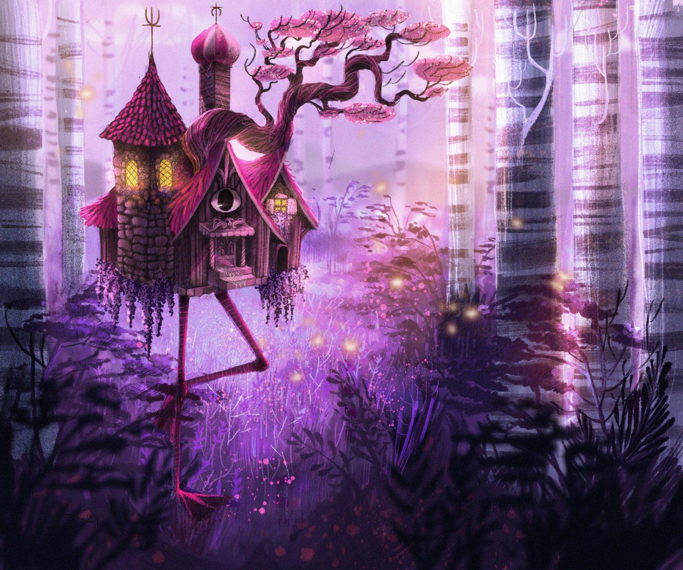 baBa-yaga-house-flamingo