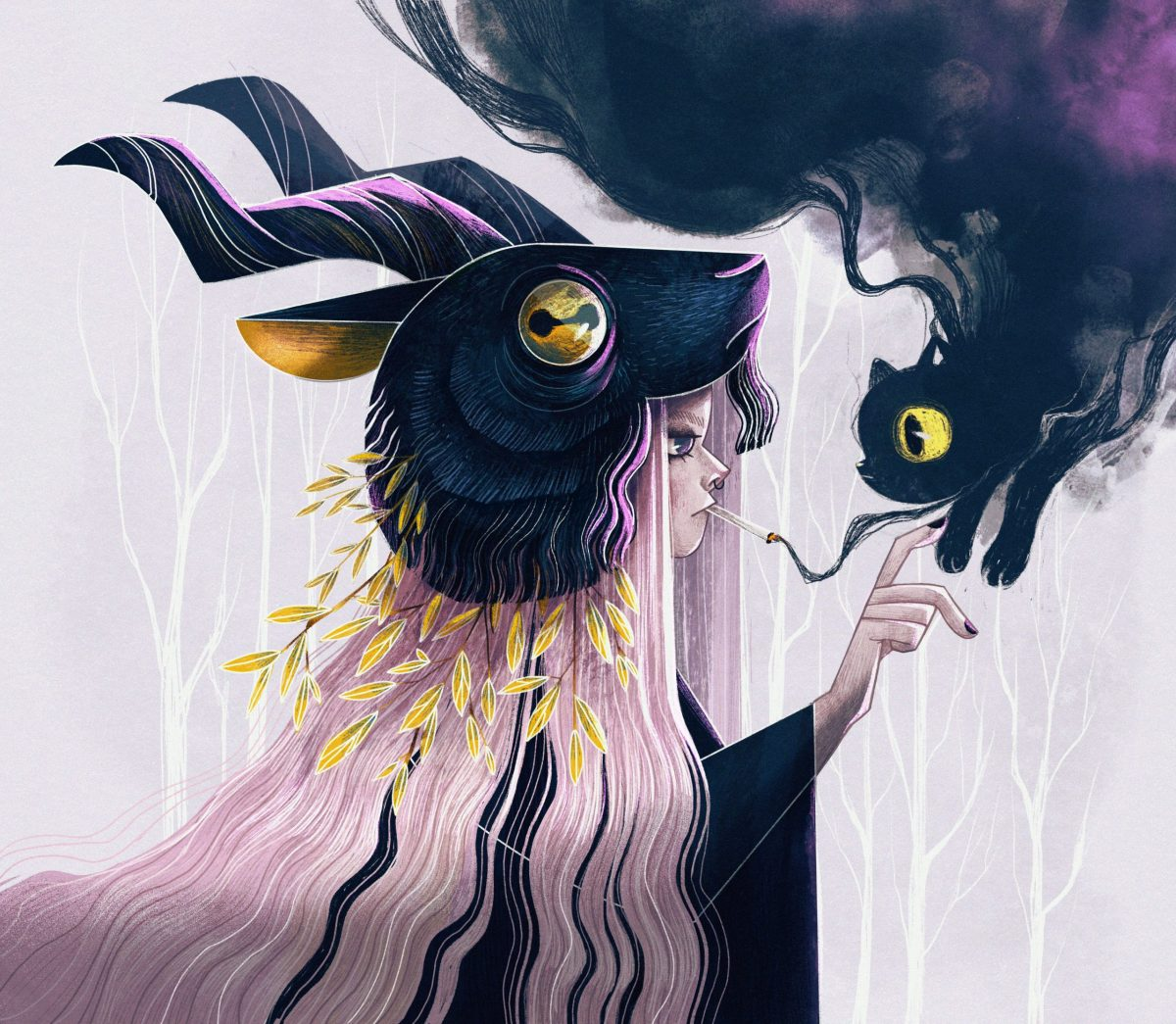 smoke-goat-occult